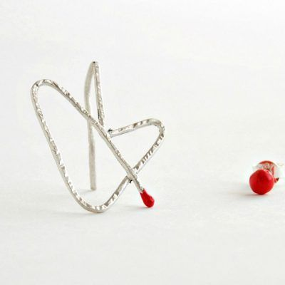 Pendientes-corazon-plata-joyeriacreativa