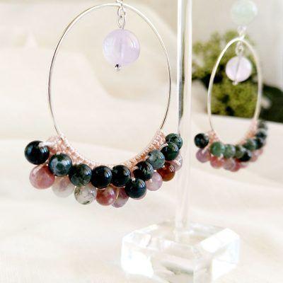 Criollas-piedras naturales-crochet-singularsisters-joyeriacreativa
