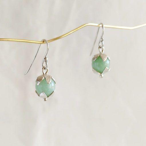 Pendientes de plata y jadeita-singularsisters-joyeriacreativa (5)