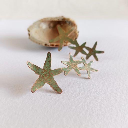 Estrellas de mar- joyeria artesanal y sostenible-singularsisters (1)