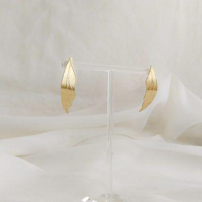 Pendientes de hojas-joyas de singularsisters