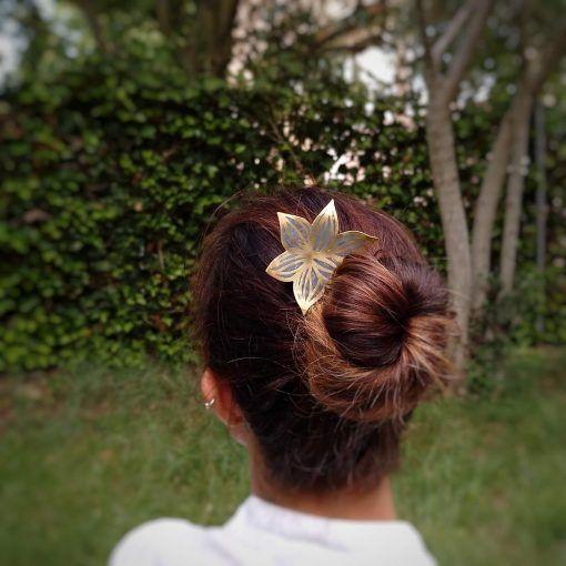 Adorno de pelo-flor-joyas de singularsisters