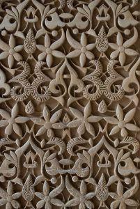 Jazminaes-decoración nazarí