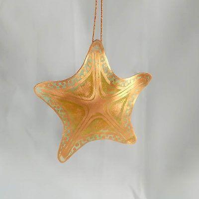 Estrella de mar-colgante-joyeriacreativa-singularsisters