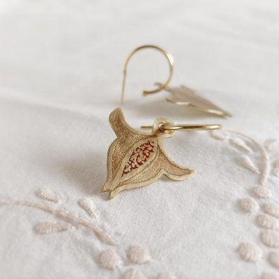 Pendientes de granada-arte nazarí-joyas de singularsisters (1)