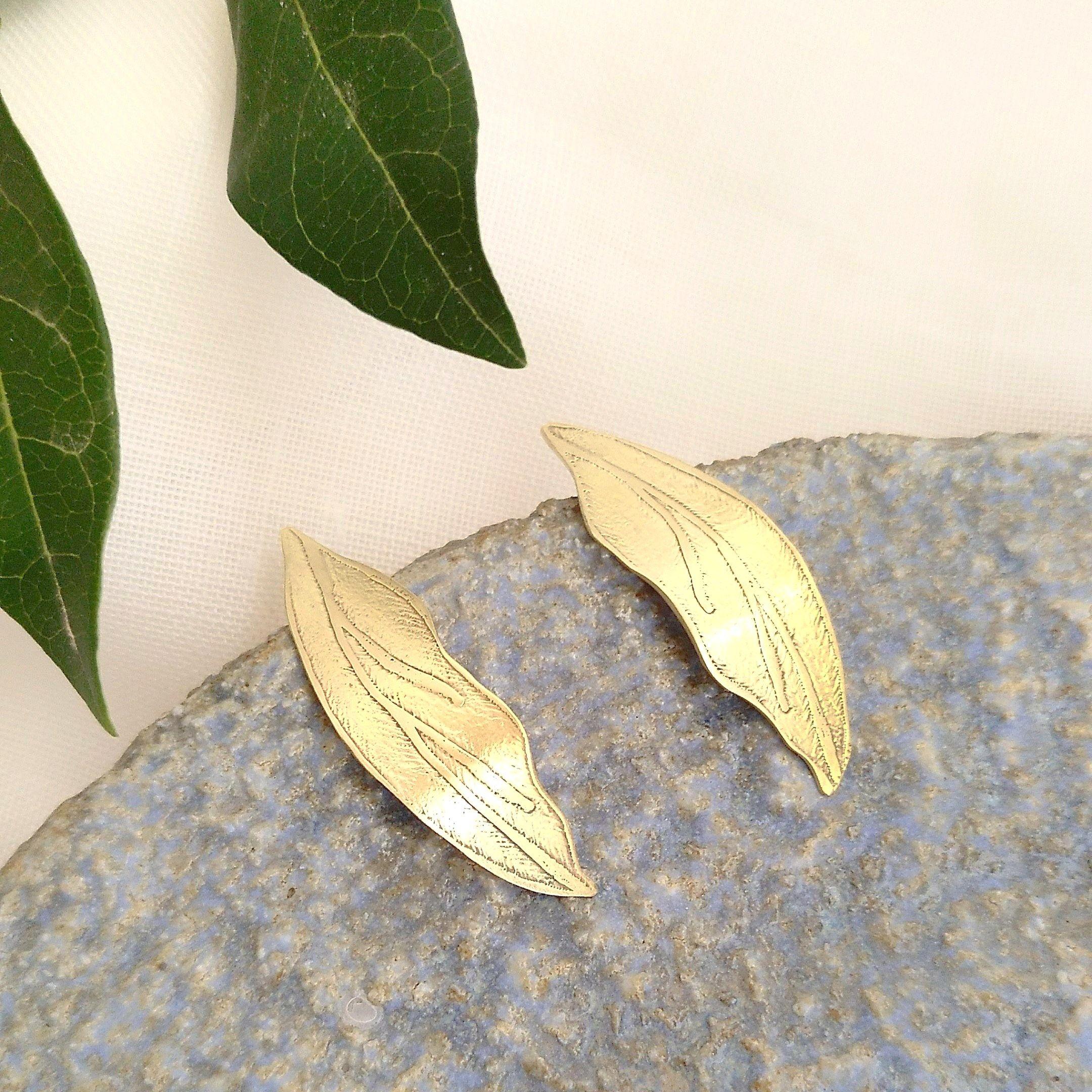 Pulsera de hojas-joyas inspiradas en la naturaleza (1)