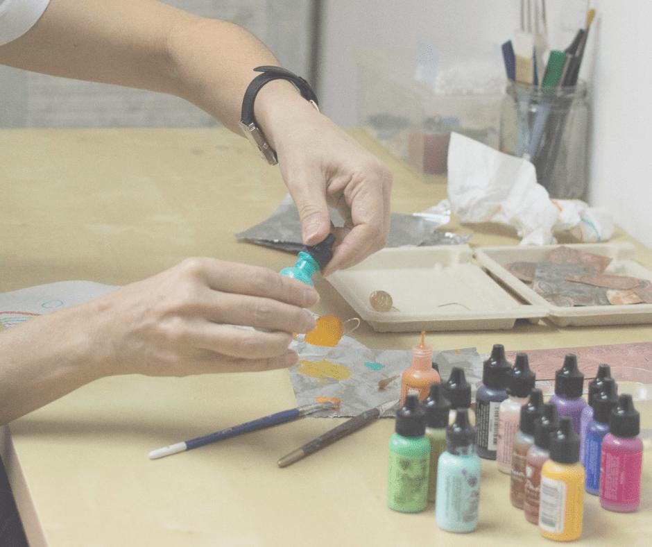 Trabajo artesanal-singularsisters